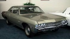 '68 Biscayne 427, 4 speed... drooling over this one !!