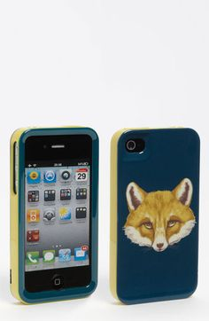 Tory Burch 'Foxy' Hard Shell iPhone 4 & 4S Case | Nordstrom