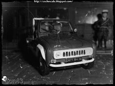 Son43: Renault Car Systeme Style JP4  Be Bop
