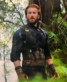 Steve Rogers - Nomad   Avengers: Infinity War