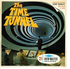 The Time Tunnel View Master Science Fiction, Fiction Movies, Sci Fi Movies, Pulp Fiction, Gi Joe, Montreal Canadiens, The Time Tunnel, Mejores Series Tv, Sci Fi Shows