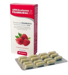 Prueba el nuevo producto de Laboratorios Arkopharma... #ArkocetonasdeFrambuesa Ayuda a activar el #metabolismo y a quemar grasas http://www.farmaciavilaonline.com/blog/arkocetonas-de-frambuesa-300/