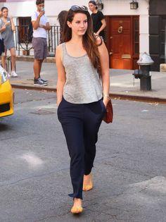 Lana in New York (Sept. 03, 2014)