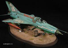 scalespot.com - Eduard 1/48 MiG-21MF Bunny Fighter