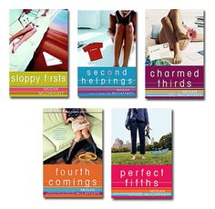 The series of books that made leisure reading one of my favorite things to do.