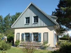 Ferienhaus Kamminke / Usedom auf Kamminke: 2 Schlafzimmer, für bis zu 4 Personen. Idyllisches Ferienhaus (75 qm) bis 4 Pers. mit Garten in Strandnähe | FeWo-direkt