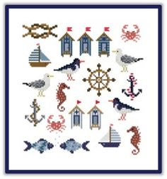 Sticken & Papier Cross Stitch Patterns, Knitting Patterns, Needlework, Arts And Crafts, Weaving, Kids Rugs, Embroidery, Creative, Christmas Embroidery