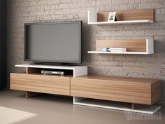 Living Room Tv Unit Designs, Living Room Decor, Home, Tv Unit Interior Design, Tv Unit Furniture, Living Room Tv Unit, Tv Room Design, Living Room Designs, Furniture Design