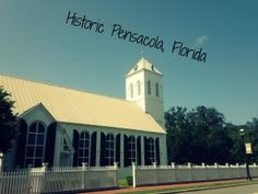 ANYwhere: Pensacola, Florida Cool Places To Visit, Places To Travel, Travel Destinations, Travel Tips, Travel Ideas, Pensacola Florida, Visit Florida, Le Far West, Get Outside