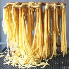 Sourdough pasta! How beautiful it would be next to our spelt pasta!