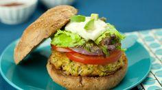Quinoa Burger | Yoga