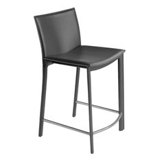 Panca Counter Stool Charcoal | Products | MOE'S Wholesale