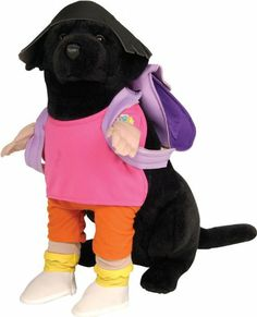 Rubie's Dora the Explorer Pet Costume - Extra Large - http://www.thepuppy.org/rubies-dora-the-explorer-pet-costume-extra-large/