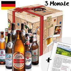 Verschenken Sie ein Bierabo für 2 bis 12 Monate. Das #Bierabo endet automatisch und ist ein TOP-Geschenk für alle Biertrinker! Sowohl Abos mit deutschen als auch mit internationalen Biere stehen zur Auswahl.