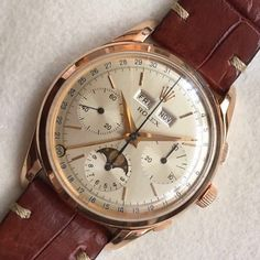 Rolex 81806 Chronograph Moonphase Complication #complication #moonphase #81806…