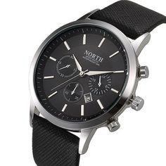 Luxury Casual Military Quartz Sports Wristwatch