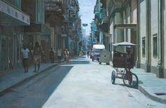 pinturas-de-paisajes-urbanos-al-oleo - Kike Meana