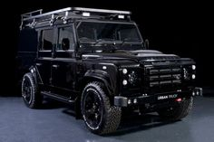 Land Rover Defender Ultimate Edition, by Urban Truck.