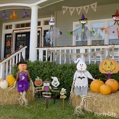 Kid-Friendly Halloween Decorating - Party City