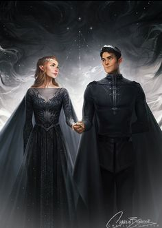 My Feyre and Rhysand of the Night Court <3
