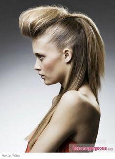 Cool Quiff Hairstyles Hairstyles And Google On Pinterest Short Hairstyles Gunalazisus