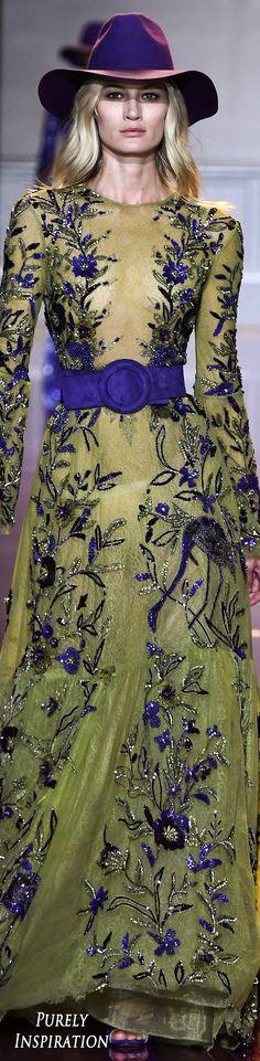 Zuhair Murad Fall 2016 Haute Couture   Purely Inspiration
