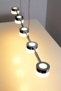 LED-Design-Pendellampe-Haengeleuchte-Lampe-Haengelampe-Pendelleuchte-von-Wofi