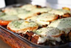 Gerechten zonder pakjes en zakjes #95. Ovenpasta tomaat mozzarella van Knorr. -