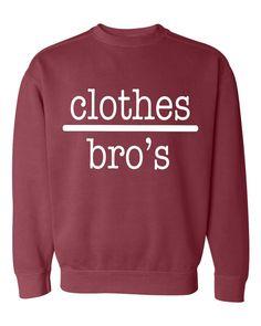 Clothes over Bros, One Tree Hill Crew Neck, Brooke Davis, Novelty Sweatshirt…