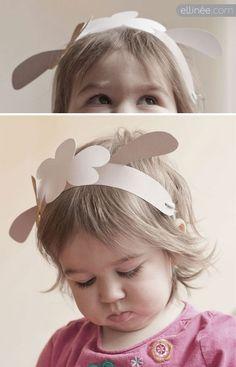 Printable Easter Lamb Ears