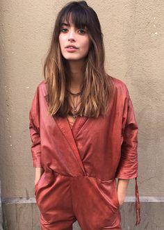 How a Jane Birkin look-alike, model, and stylist shops vintage in Paris.