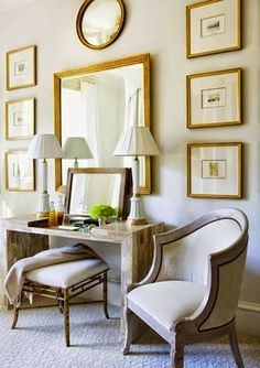 A HUGE Collection of Light, Bright, All White (and Beige and Off White and Whitish) Rooms