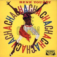 René Touzet - The Charm Of The Cha Cha Cha (Vinyl, LP, Album) at Discogs