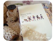 Story Quilt: un libro para soñar     Un libro japonés con unos quilts aplicados que son increíbles......   Llenos de detalles, creatividad y...