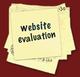 11 hoax sites--along with a website evaluation sheet for students to analyze their resources