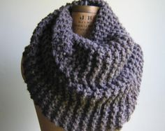 This chunky cabeled knit cowl is my newest design, inspired by all of the…