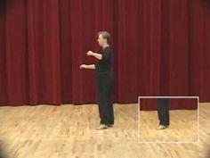 ▶ Bronze Cha Cha - Shadow New York Ballroom Dance Lesson - YouTube