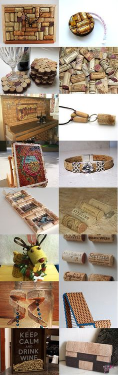 Get Corked!  by WildGooseChase on Etsy--Pinned with TreasuryPin.com