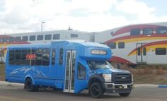 Getting to Santa Fe - Check out the schedule and options HERE!