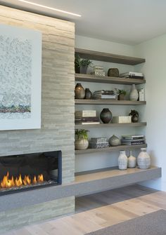 Cecilie Starin Design is a full-service interior design firm specializing in high-end residences in the San Francisco Bay Area and beyond. Home Fireplace, Room Remodeling, Living Room Decor Fireplace, Fireplace Design, Living Room Designs, Living Room Remodel, House Interior, Basement Fireplace, Fireplace Built Ins