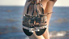 Musa do verão: sandália rasteira Tanara. Muitas opções em tanarabrasil.com.br  #tanarasummer #tanarabrasil #shoesfirst