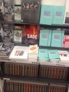 Pascal Cottin @VeilleCottin  ·  12 déc. Les meilleures citations déprimantes entre Sade, Orgueil et Pléiade... #Cultura #Caen @Folio_livres