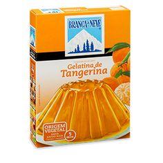 Gelatina sabor a Tangerina Branca de Neve