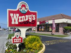 Wendy's will no longer display soda as an option on their kids' meals.