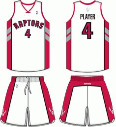 best sneakers 528cf 83b0a Toronto Raptors Home Uniform 2007-2015 Home Logo, Toronto Raptors, Sports  Logos,
