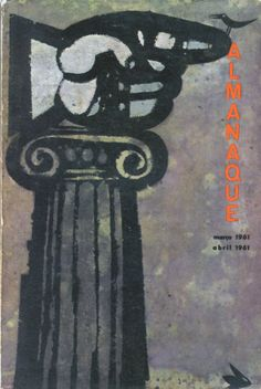 Almanaque Março Abril 1961 | Capa de João Abel Manta
