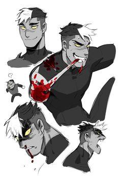 Evil Shiro - well, I won't be sleeping tonight