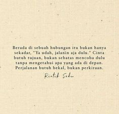 Love Me Quotes, Quote Of The Day, Best Quotes, Life Quotes, Inspiring Quotes About Life, Inspirational Quotes, Married Quotes, Quotes Indonesia, People Quotes