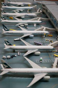 Cathay Pacific Fleet