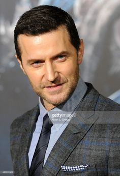 Actor Richard Armitage arrives for Premiere Of New Line Cinema, MGM Pictures And Warner Bros. Pictures' 'The Hobbit: The Battle Of The Five Armies' held at Dolby Theatre on December 9, 2014 in Hollywood, California.